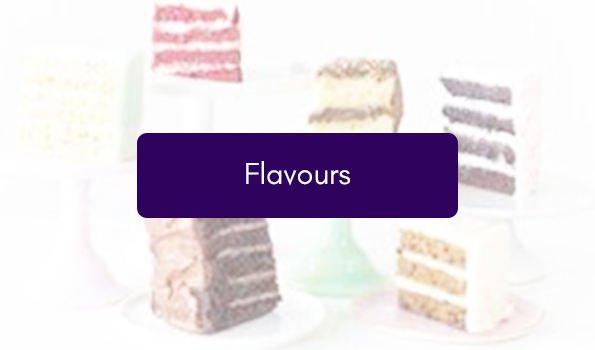 wedding cake flavours, cake flavours