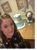 Zoe Critchley, The Cake Queen, Lincoln UK. Wedding Cakes. Birthday Cakes and all celebration cakes.