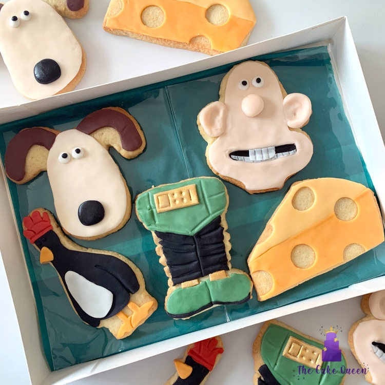 Wallace & Gromit Biscuits